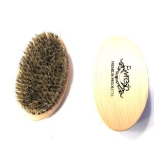 Oval Curve Soft Bristle Waves Beard